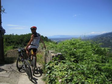 Mountain bike Versilia